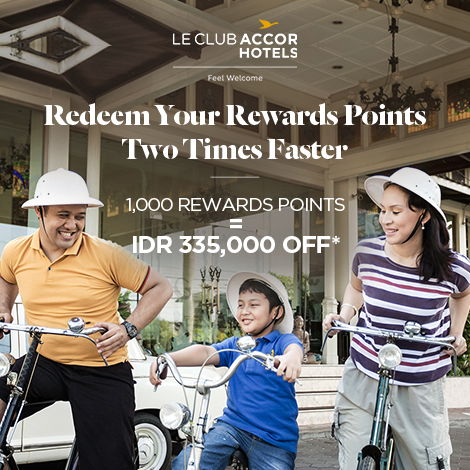 Redeem your Rewards Points