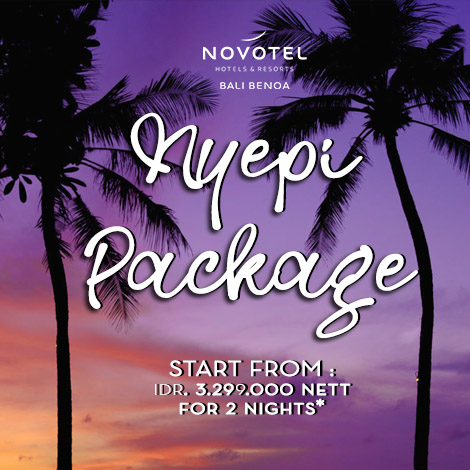 Nyepi Package 2019