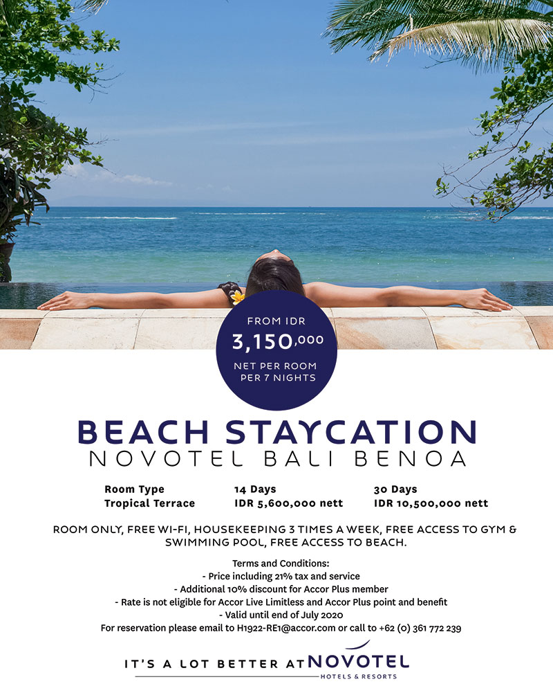 BEACHSTAYCATION! STAY LONGER SAVE MORE