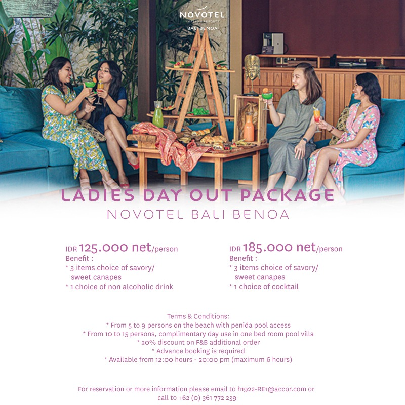 Ladies Day Out Package