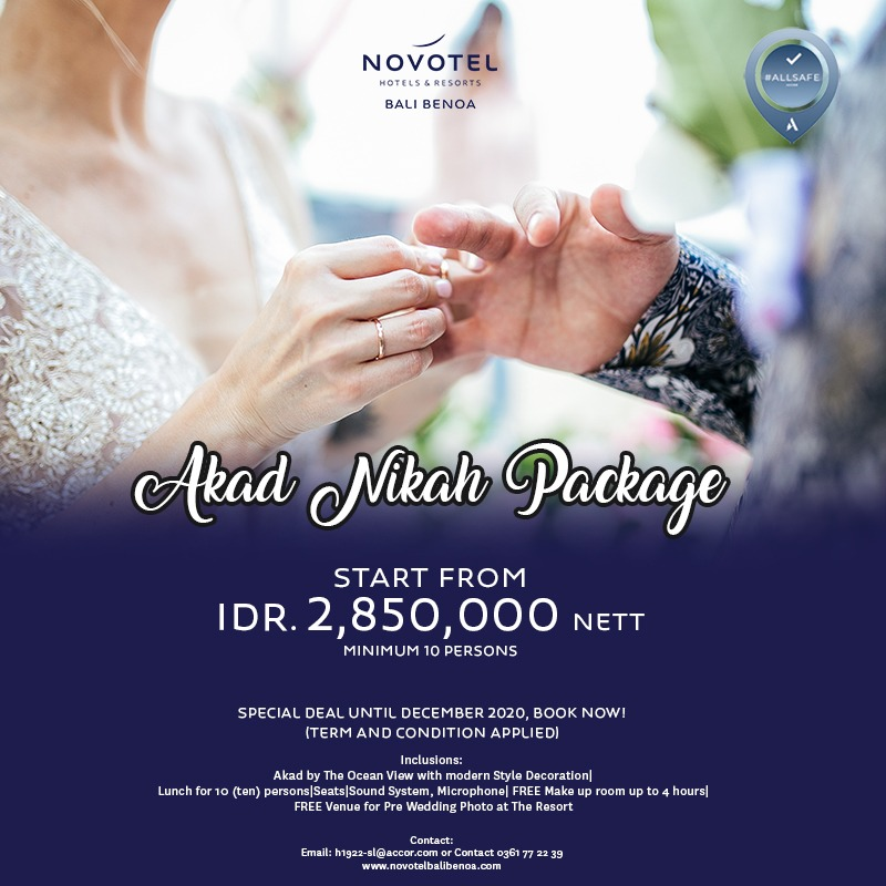 Akad Nikah Package